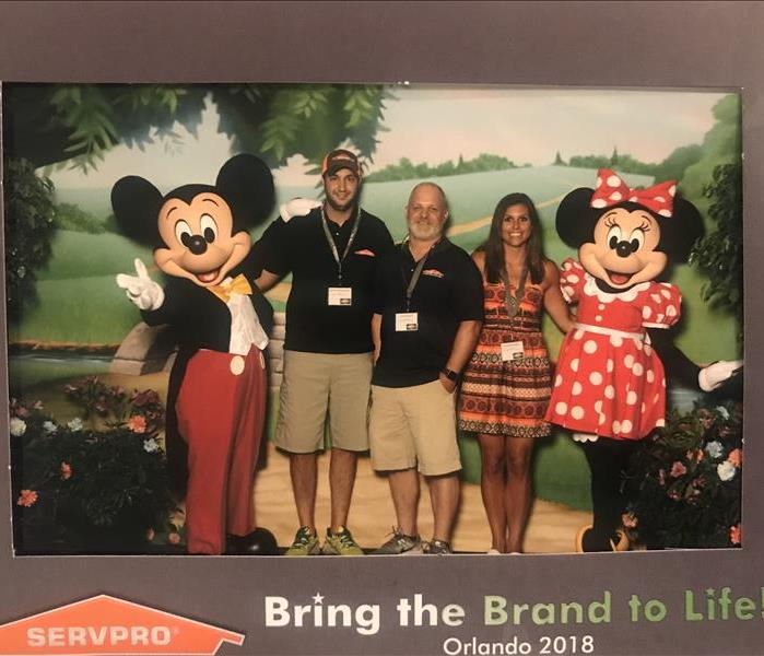 SERVPRO of Eastern Lake County in Disney
