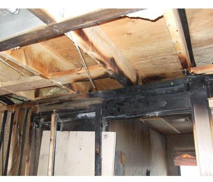 Fire Damage Smoke and Soot Odor Can Cause a Pervasive Odor in Your Home.
