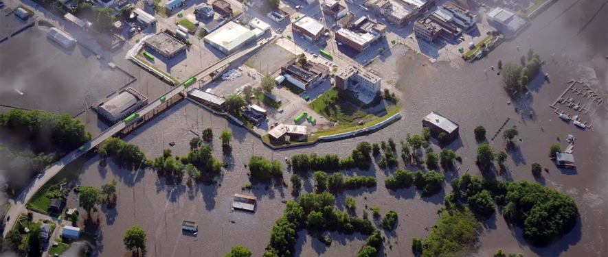 Hobart, IN commercial storm cleanup